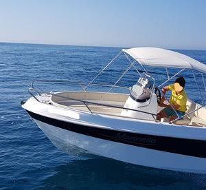 Unlicensed Boat